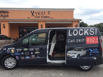 Keys 4 Cars Locksmith in Houston Our store Location